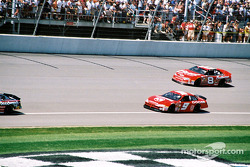 Bill Elliott and Dale Earnhardt Jr.