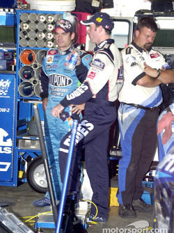 Jeff Gordon y Jimmie Johnson