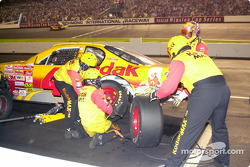 Pitstop for Mike Skinner