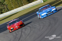 Ferrari of Washington Ferrari 360GT and Heritage Motorsports Mustang