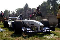 Ralf Schumacher's Williams-BMW