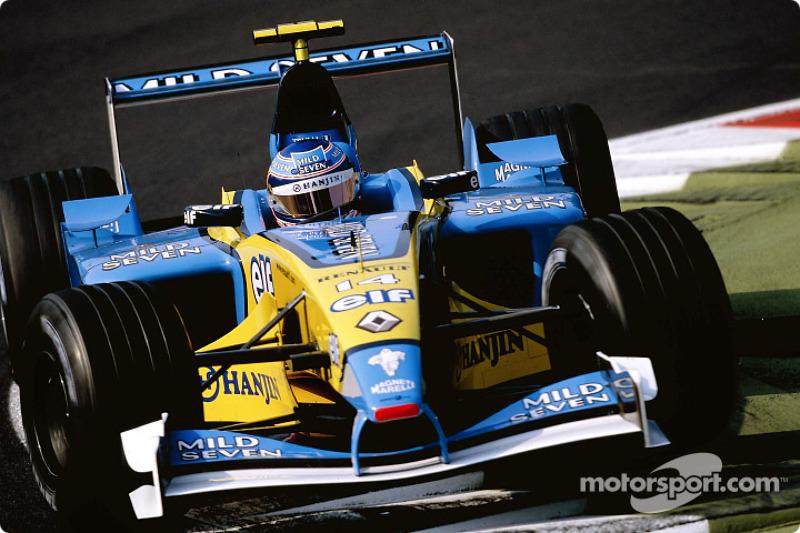 Renault : 2002-2011