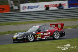 Porsche 911GT3R (300), Atsushi Yogo, Kazuyuki Nishizawa