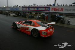 Toyota Supra, Hironori Takeuchi, Yuji Tachikawa