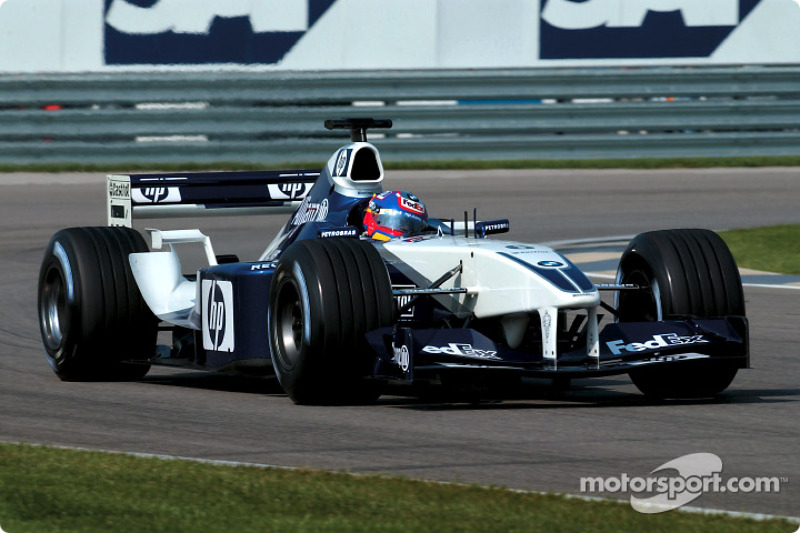 2002 : Williams-BMW FW24