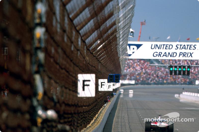 Escena de carrera