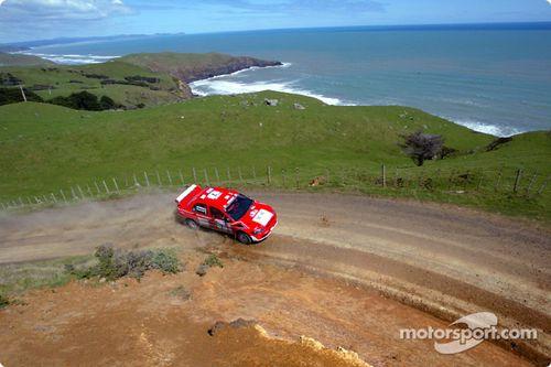 Rally of New Zealand