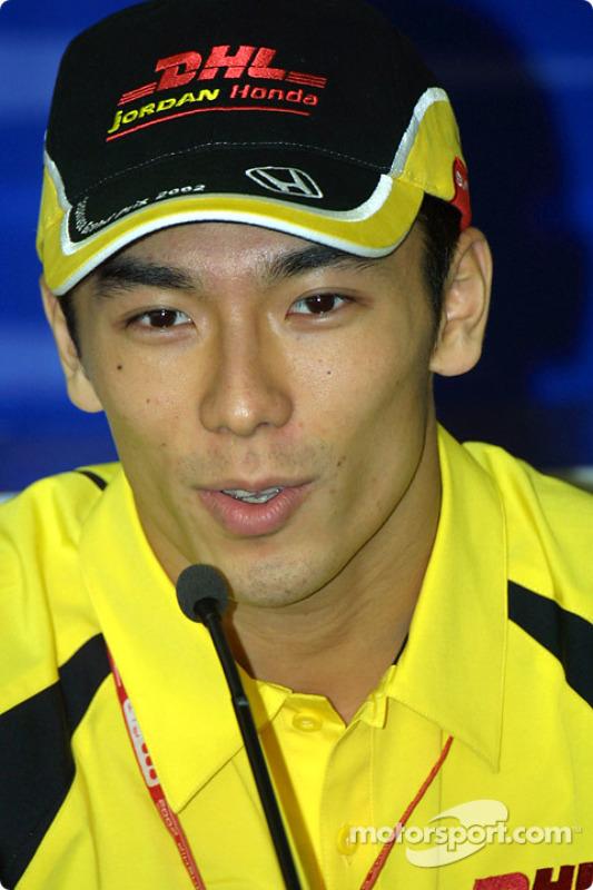 Conferencia de prensa FIA del jueves: Takuma Sato