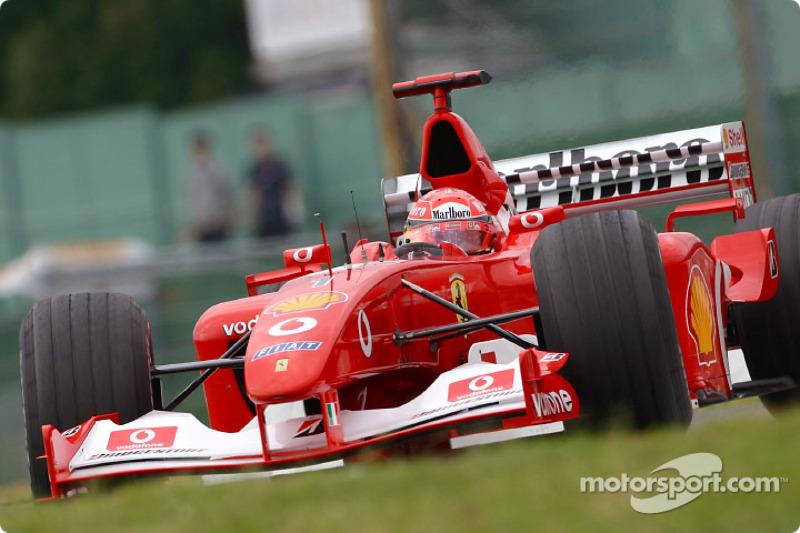 2002 - Michael Schumacher, Ferrari