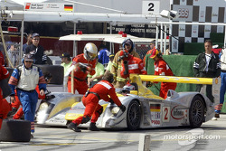 Pitstop for Rinaldo Capello
