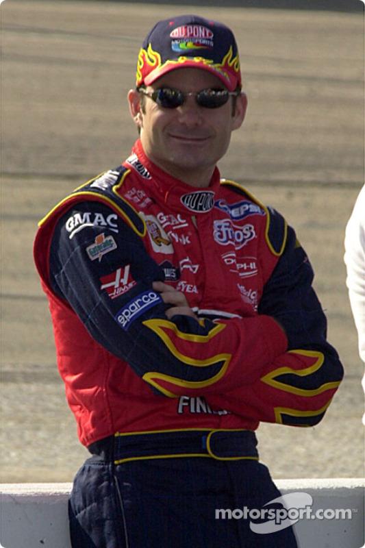 Jeff Gordon clasificó segundo