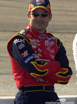 Jeff Gordon qualified second