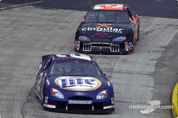 Rusty Wallace and Todd Bodine had the best practice times for Happy Hour