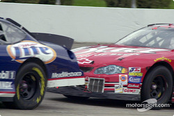 Battle of the beer wagons, Rusty Wallace and Dale Earnhardt Jr.