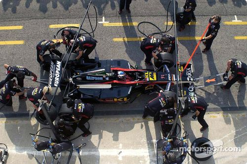 Minardi Day 2002