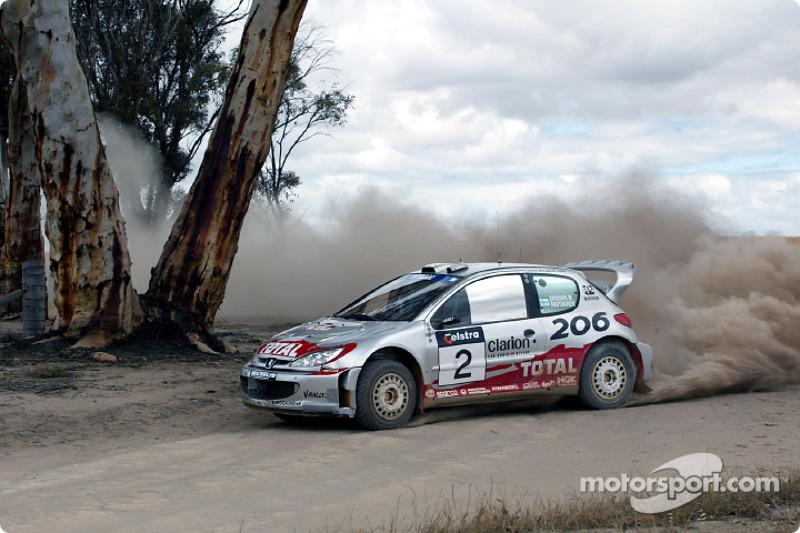 Rallye d'Australie 2002