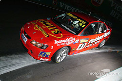 Geoffrey Parker Holden Commodore