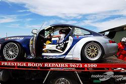 Cirtek Motorsport Porsche 911 GT3 RS