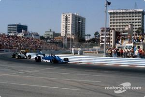 Jean-Pierre Jarier and Mario Andretti, Long Beach 1979