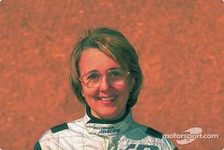 Volkswagen Tarek test drive, November 2002: Fabrizia Pons