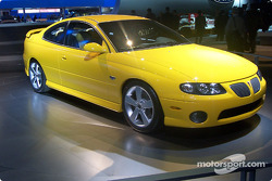 Pontiac GTO (cousin to the Holden Manero)