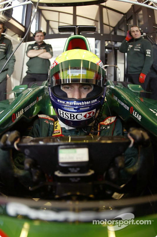 Mark Webber