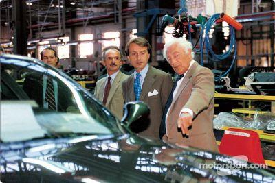 Ferrari de luto por Giovanni Agnelli