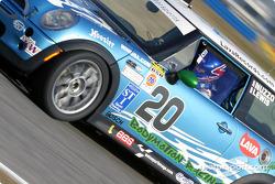 #20 Nuzzo Motorsports Mini Cooper S: Tony Nuzzo, Shane Lewis