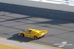 #65 1986 Chevron B62: Bill Mazzoni