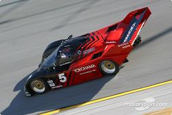 #5 1987 Porsche 962: Stan Wattles