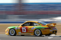 #15 TPC Racing Porsche 996: James Haggerty, John Beaver