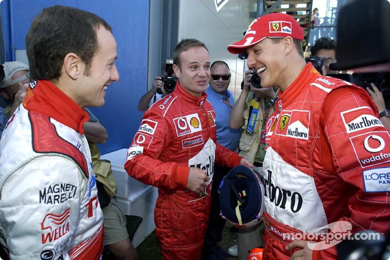 Гран При Австралии 2003