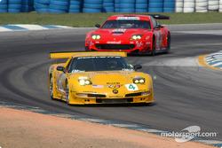 #4 Corvette Racing Chevrolet Corvette C5-R: Oliver Gavin, Kelly Collins, Andy Pilgrim