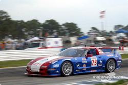 Friday GT race