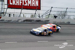 Michael Waltrip and Ricky Craven