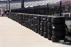 Plus de pneus