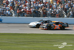 Robby Gordon and Ryan Newman