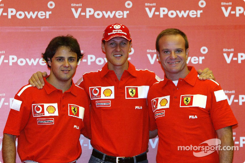 2003: Ferrari