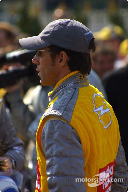 Manuel Reuter, Opel
