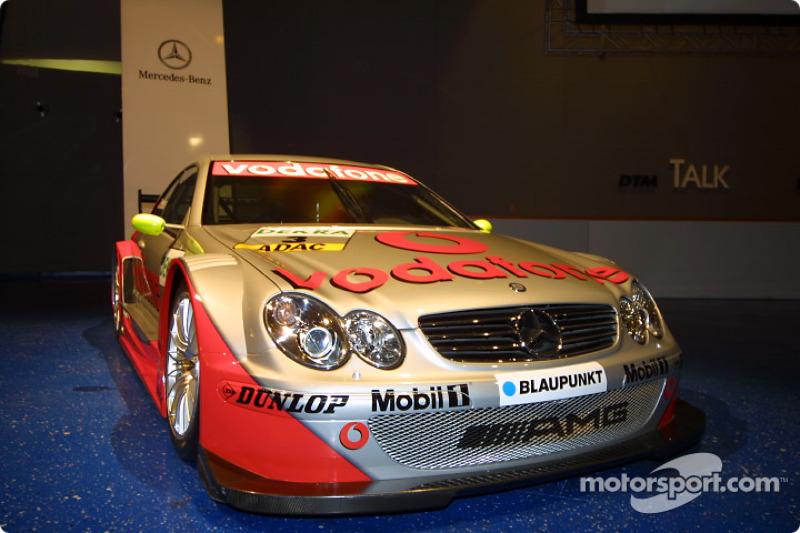 The Mercedes-Benz