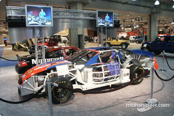 Ford NASCAR Exhibit