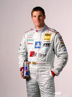 Abt Sportsline drivers presentation: Martin Tomczyk