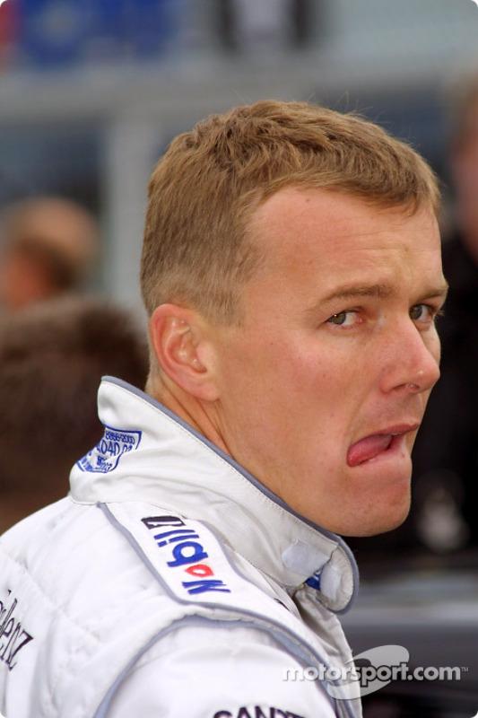 Marcel Fässler, Team HWA, AMG-Mercedes CLK-DTM 2003