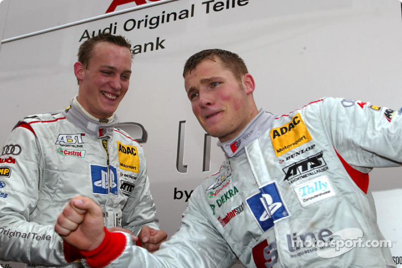 Peter Terting and Martin Tomczyk