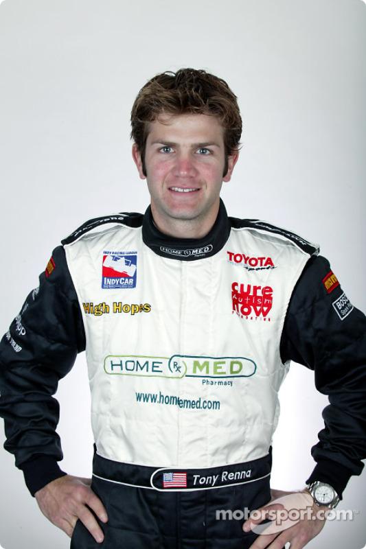 Un ingénieur de course Honda