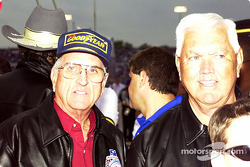 Duane Marquis and Junior Johnson
