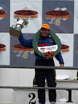 Winner Round 3 V8 Supercars, Marcos Ambrose