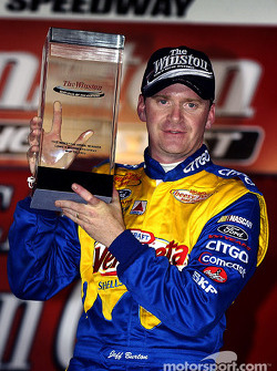 Jeff Burton, winner of The Open