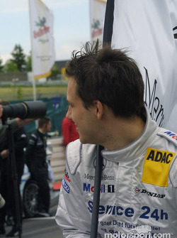 Service 24h AMG-Mercedes team member