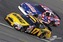 Matt Kenseth and Todd Bodine